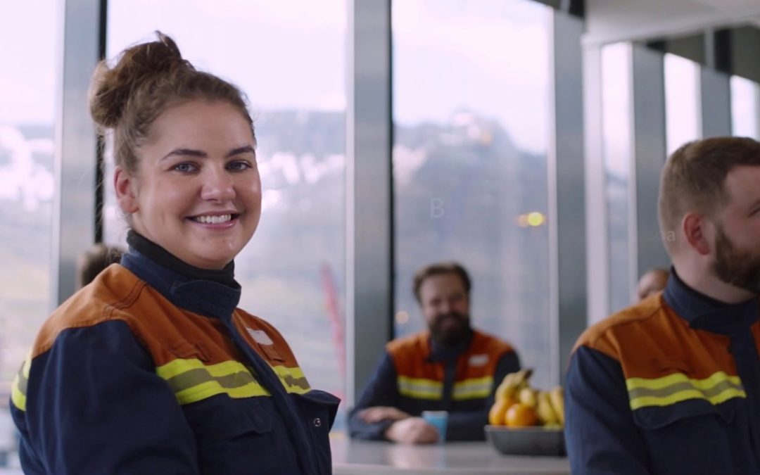 A new generation of communication tools for a new generation of Alcoa workers